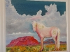 20 x 16 Oil on Canvas; Sold